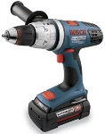 Bosch 18636-03 36V Lithium-Ion Hammer Drill Kit with Slim Pack Batteries