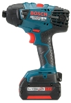 Bosch 26618-01 18V Litheon Impact Drill/Driver *NEW*