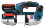 Bosch BSH180-01 18-Volt Li-Ion Compact Band Saw Kit