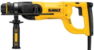 "DeWalt D25213K 1"" 3 mode SDS-Plus Hammer Kit"