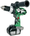 Hitachi DS18DL 18V Lith-Ion Drill Kit w/3amp-hr batteries