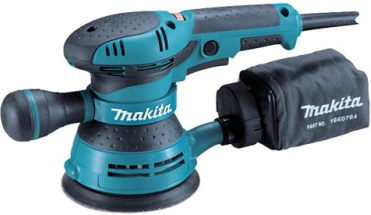 "Makita BO5041K 5"" R/O Sander Kit"