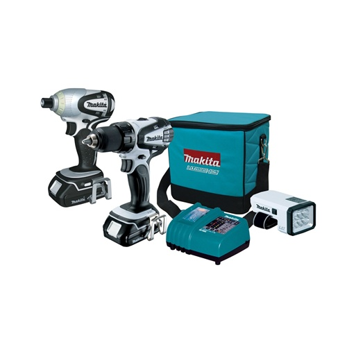 Makita LCT306W 18V Compact Lith-Ion 3Pc Combo Kit Discounts Apply !
